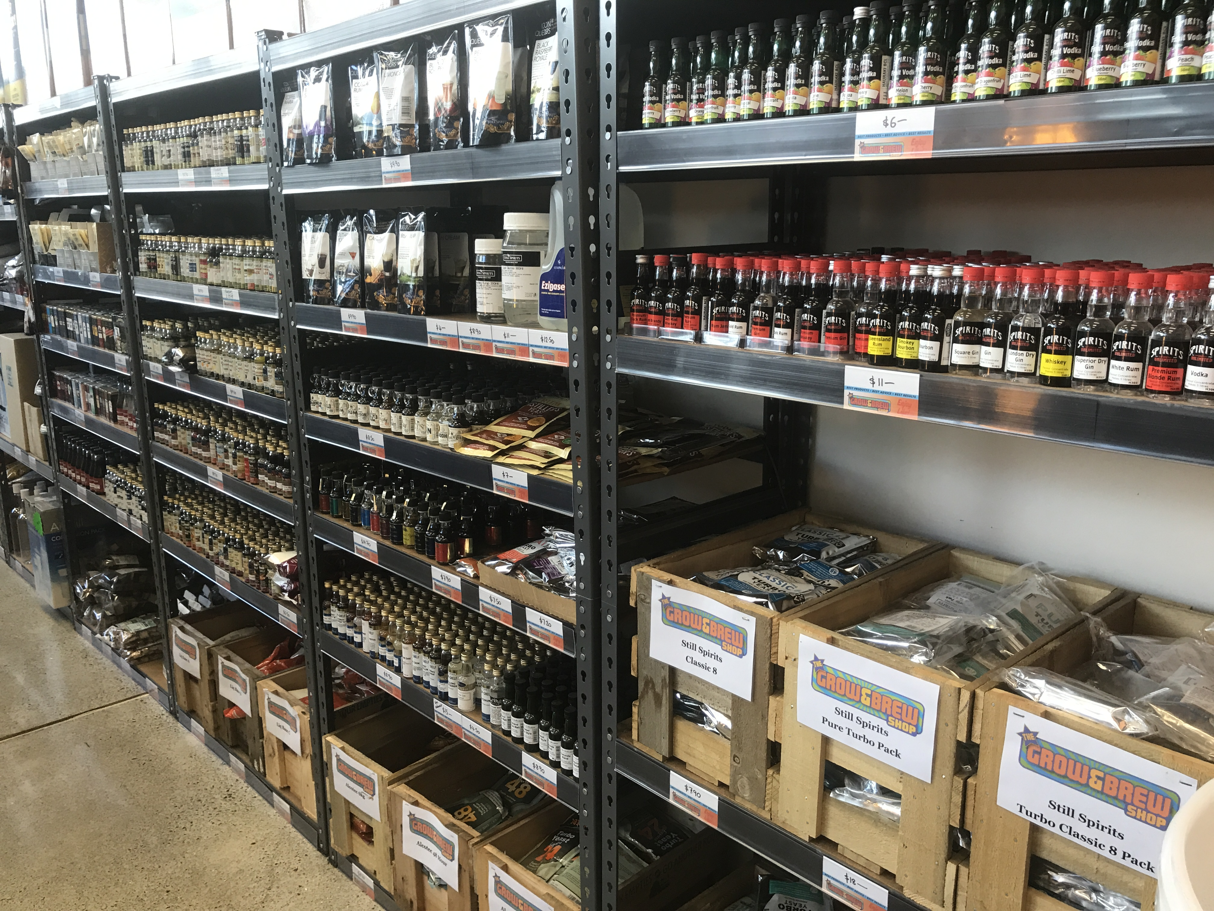 home brew supplies auckland