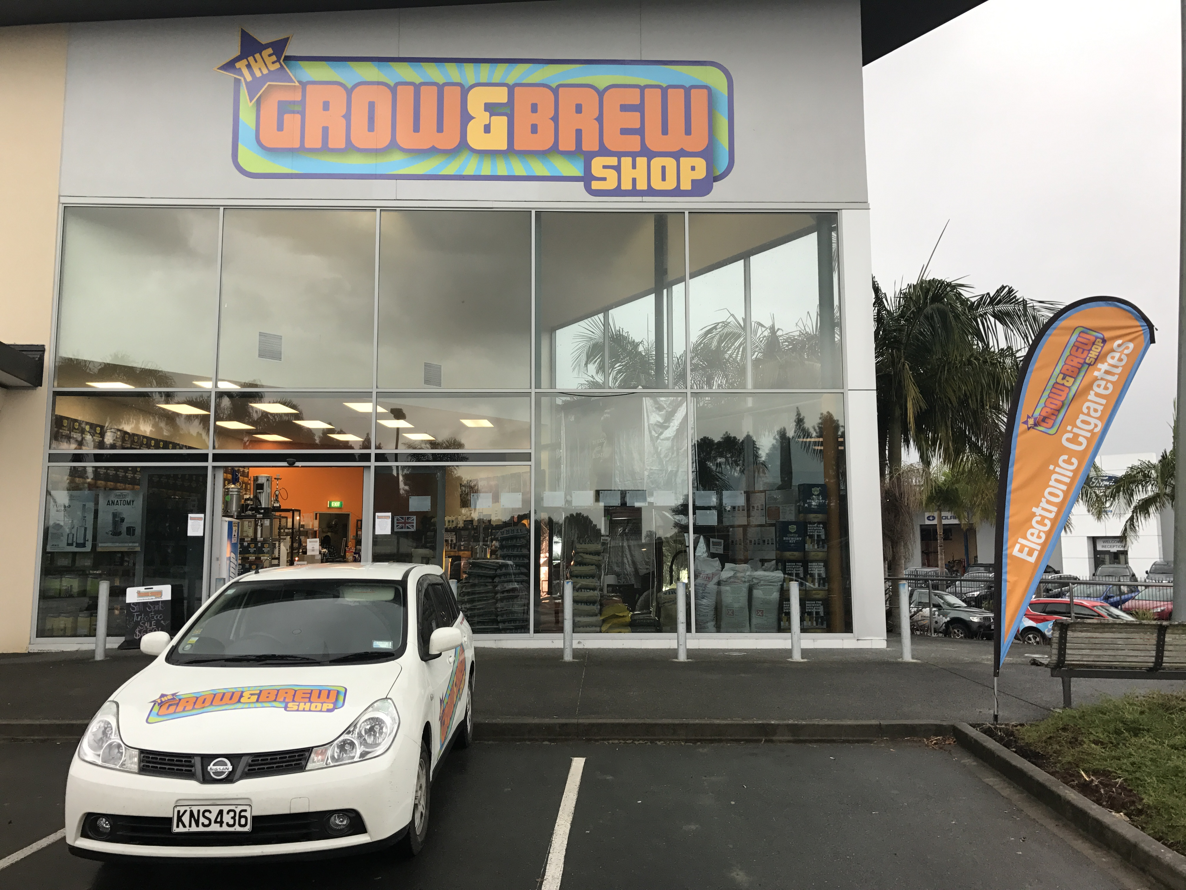 home brew shop auckland