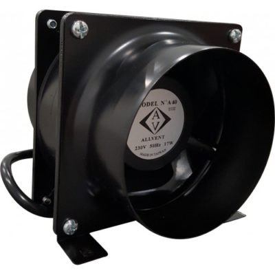 AllVent-A-40-100mm-Inline-Fan