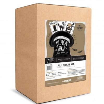Black Jack Dry Stout SMALL