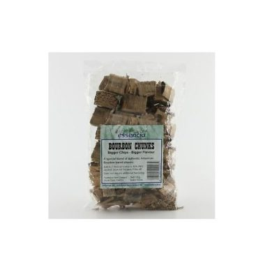 Essencia Bourbon Chunks 100G