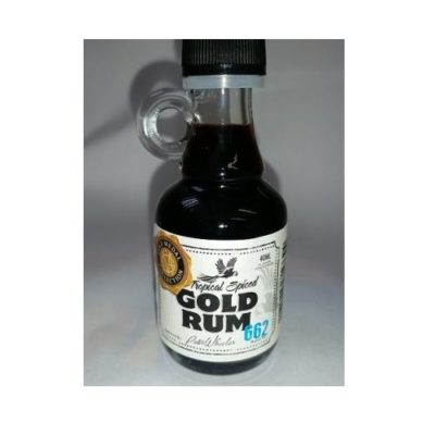 GM Tropical Spiced Gold Rum LARGE
