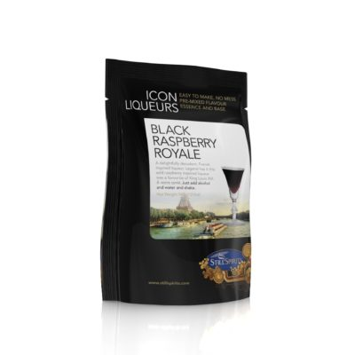 Icon Black Raspberry Royale