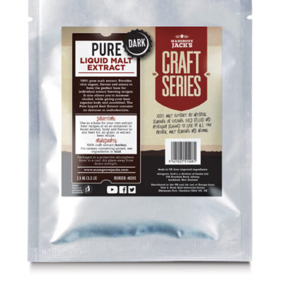 Pure Liquid Malt Extract Dark LARGE