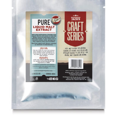 Pure Liquid Malt Extract Light LARGHE