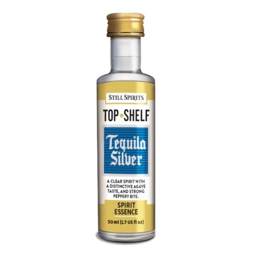 Top shelf tequila silver grow brew for Which tequila is best