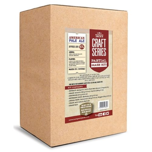 American Pale Ale Partial Kit