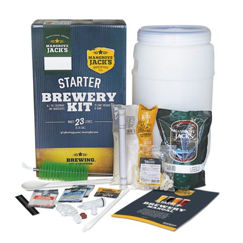 mangrove jacks starter brewery kit instructions