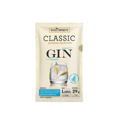 SS_Classic 1.125L Sachet_GIN_LoRes